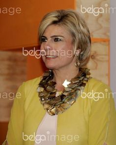 Princess Laurentien of the Netherlands participates in the inauguration event of the Internatonal Book Fair of Bogota (FILBO) in Bogota, Colombia, 19 April 2016. Holland is the special guest country of the fair. EFE/LEONARDO MUÑOZ