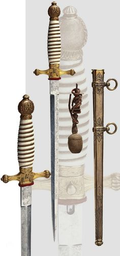 A dagger for the Imperial Navy of Germany, ca. 20th century