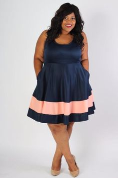 1 plus dresses online