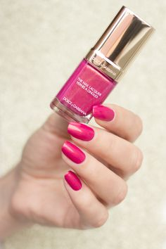 Dolce   Gabbana Royal Pink  A Must-Have Lacquer to Add To Your Stash 01e7a2bafc6d