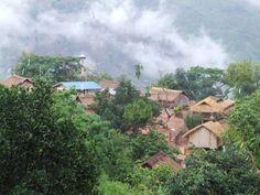 Ja Boo See Village Thailand