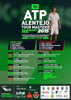 Campomaiornews: Tour Masters 2015 em Campo Maior VII ATP em Ténis ...