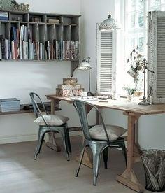 Tu rincón de trabajo ¡en casa! - escritorios - Charhadas.com