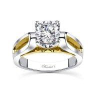 Unique Solitaire Engagement Rings Designed by Barkev's