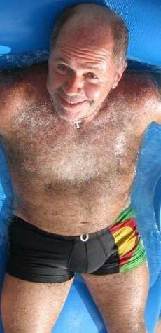 Daddy, Handsome, Big, Swimwear, Fashion, Bathing Suits, Moda, Swimsuits, Fashion Styles