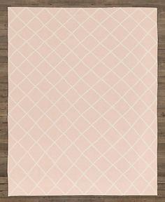 Tivoli Trellis Wool Rug