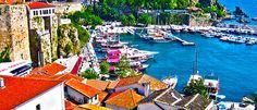 Beginning with Antalya!