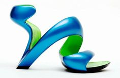 Mojito Shoes by Julian Hakes