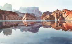 Watercolor Art and Painting Workshops by David Drummond | Albuquerque, New Mexico