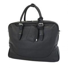 [ペッレモルビダ] PELLE MORBIDA Brief Bag (1room) /130314日経33面アートレビュー広告