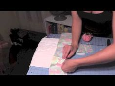 Try it Tuesday #4: DIY Burp Cloths  Make your own burp cloths for baby! Easy tutorial