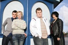 OH, what's occurring? Gavin and Stacey, my favorite show. It's lush! Ruth Jones, my most favorite actress EVER.