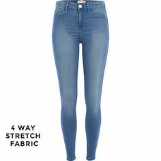 Mid wash Molly reform jeggings - jeggings - jeans - women