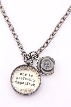 """Beth Quinn. """"She is perfectly imperfect"""""""