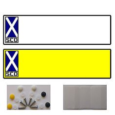 Car number #plates #scottish pair road legal #replacement registration #plates mot,  View more on the LINK: http://www.zeppy.io/product/gb/2/191554900636/