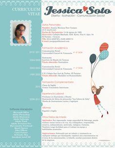My Resume by Jessigaps.deviantart.com on @deviantART