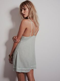 Free People Strappy Front Slip, $29.95