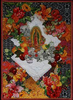 Rosemary Eichorn  Fabric Collage