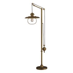 Buy the Dimond Lighting Antique Brass Direct. Shop for the Dimond Lighting Antique Brass 1 Light Swing Arm Floor Lamp from the Farmhouse Collection and save. Swing Arm Floor Lamp, Floor Standing Lamps, Led Floor Lamp, Farmhouse Floor Lamps, Farmhouse Flooring, Farmhouse Lighting, Farmhouse Chic, Antique Brass Floor Lamp, Bronze Floor Lamp