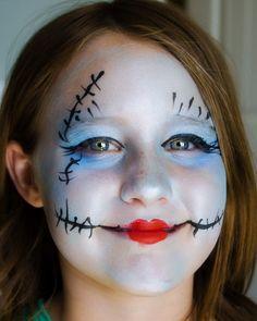 Pixie Dust Face Painting