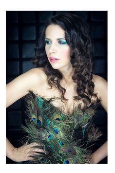 SZONJA DUDIK cocktail dress Dream Garden collection