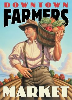 Image result for farmers market advertisement