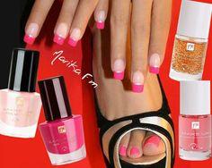 - n001 Smalto Pure natural - n002 Smalto Pale fuchsia - n105 Olio ammorbidente per cuticole - n103 Base trattante al calcio #FMGroup #FMGroupItalia #makeup #nails #makeupaddicted