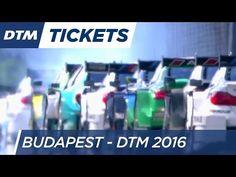 DTM Budapest 2016   Trailer   www.DTM.com