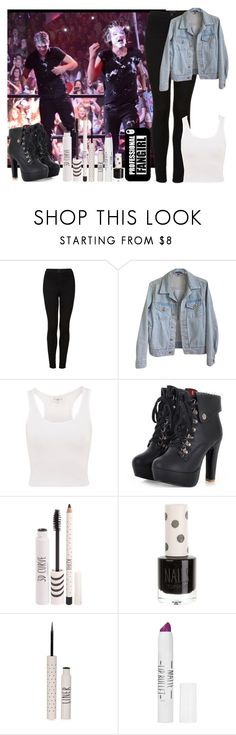 """""""THANKS TO MY 2 178 FOLLOWERS <3 LOVE U !"""" by assia-mouaqk ❤ liked on Polyvore featuring Topshop and American Apparel"""