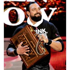 Damien Sandow #WWE