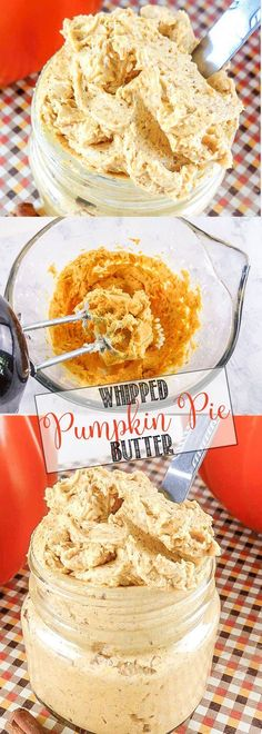 Whipped Pumpkin Pie Butter | Easy Fall Recipe | Perfect on hot bread | Autumn treat