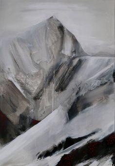 "Saatchi Art Artist Adrianna Wojcik; Painting, ""Vendredi 13 Novembre 2015"" #art"