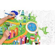 Idee fr ein weihnachtsgeschenk lustige wandstickers von weihnachtsgeschenke fr kinder wandtapete zum ausmalen thecheapjerseys Gallery