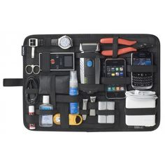 The Grid Modular Organizer simplifies organization on the go.