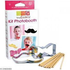 Kit Photobooth ScrapCooking - Fotografía n°1
