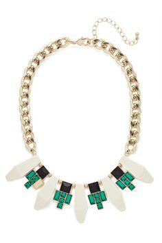 Magnifique collier