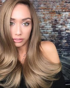 HairBestie formula for @korrinarico using @guy_tang+@pravana PureLight balayage lightener with High activator for 45mins and tone with chromasilk express tones in beige for 5mins damp hair, clear added for ends! Do you have any questions on the balayage lightener? I would love to answer any questions or our HairBesties family can help answer any questions too!