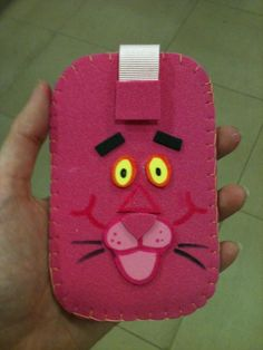 Pink Panter Movile Case by ~anapeig on deviantART