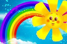 радуга картинки - Google Търсене Star Painting, Painting For Kids, Rainbow Star, Scrapbook Titles, Photo On Wood, Paper Beads, Cartoon Images, Classroom Decor, Book Art