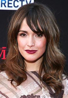 Rose Byrne, 31, hit the screening of the season four premiere of Damages in NYC on Wednesday night sporting a dark plum lipstick (a shade typically reserved for the fall and winter), it threw us off. Was it unexpected in a good way? Or did the rich, intense hue look too heavy for a warm summer evening?