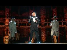 "Annual Tony Awards - 'Hamilton's Tony Awards Ode to James Corden "" His name is James Corden, and he's hosting the 2016 Awards - kicked off with a 'Hamilton' parody chronicling James' journey from. Hamilton Tony Awards, Roi George, Anthony Ramos, Hamilton Broadway, Hamilton Lin Manuel Miranda, The Late Late Show, And Peggy, Music Tv, Musical Theatre"