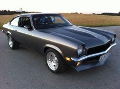 1971 Chevrolet Vega LS1 Muscle Car by grandam75 http://www.musclecarbuilds.net/1971-chevrolet-vega-ls1-build-by-grandam75