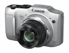 Aparat foto Compact Canon PowerShot SX160 IS Silver