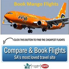 Best Flights, Cheap Flights, Mango Airlines, Flight Booking Sites, Domestic Airlines, Airline Flights, Cape Town, Books Online, South Africa