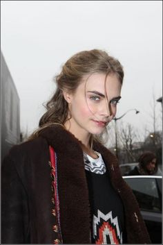 Cara Delevingne - Inspiration for Photography Midwest -