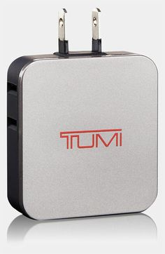 Tumi AC/DC Power Hub available at #Nordstrom