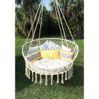 Bliss Hammocks Large Rope Hammock Chair