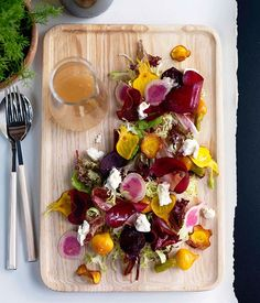 Australian Gourmet Traveller recipe for Textures of beetroot with feta by Shannon Bennett of Vue de Monde Barcelona Food, Summer Dishes, Summer Food, Healthy Grains, Healthy Sugar, 23 November, Chef Recipes, Vegetarian Recipes, Recipe Search