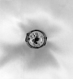 Shomei Tomatsu, AWristwatch Dug up approximately 0.7 km from the epicenter of the explosion, Nagasaki, 1961.