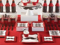 Mustache Party Supplies | Mustache Madness Birthday Decorations